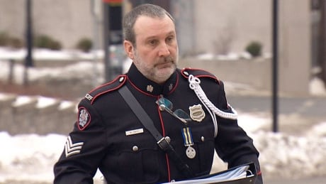'I'm not a liar': Officer admits he kept silent about ex-deputy chief at Oland crime scene