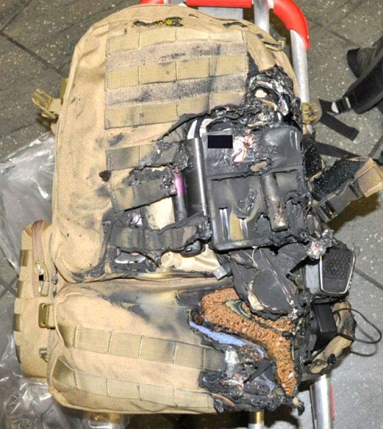 Lithium-ion batteries for e-cigarette caused fire on WestJet flight: TSB