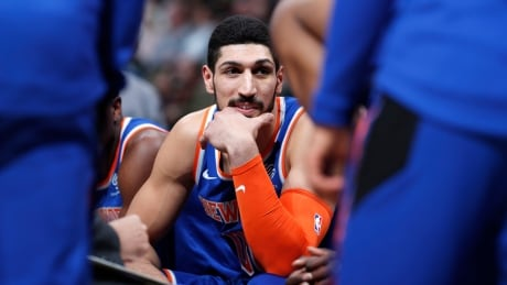Knicks Kanter Basketball