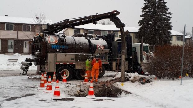 Gas reconnected to hundreds of east Ottawa homes