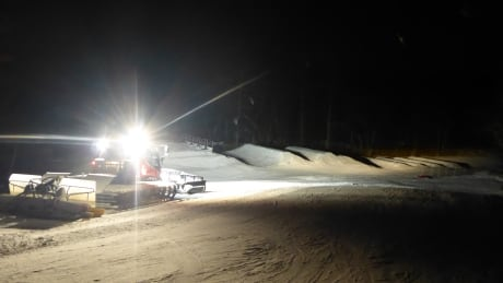 Calabogie Skicross course