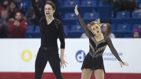 Moore-Towers, Marinaro capture Canadian pairs title
