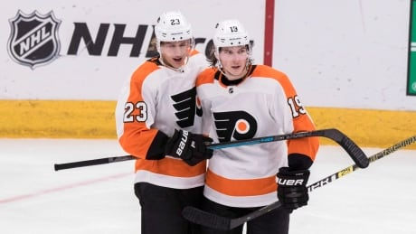 Nolan Patrick pots pair as Flyers halt Habs' 4-game winning streak