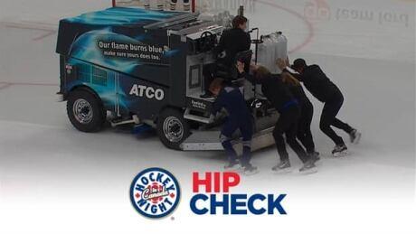 Hip Check: Canadian roadside assistance
