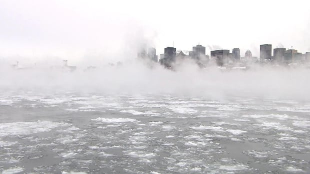 Severe winter storm slams Quebec