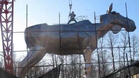 Linda Bakke Norway moose Storelgen 1