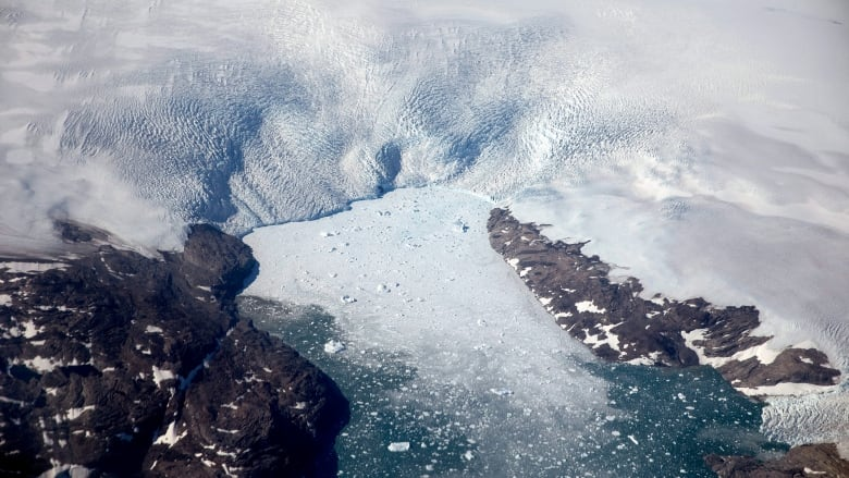 Greenland ice melting four times faster than in 2003, study finds
