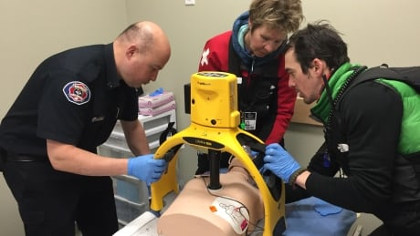 'CPR all the way down the mountain': Sun Peaks has new way to save lives