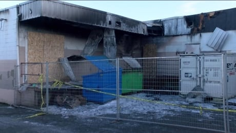 'This fire is devastating': Thrift shop supporting women damaged by flames