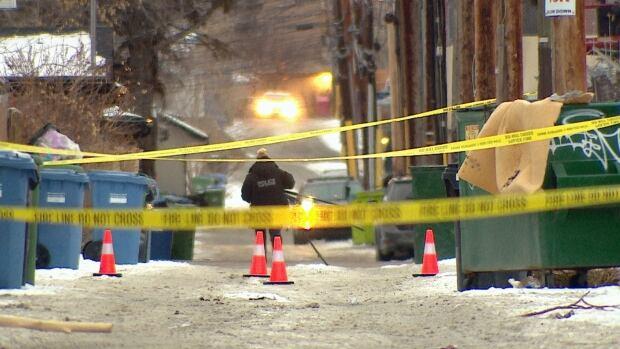 Man found shot in northwest Calgary dies in hospital | CBC News