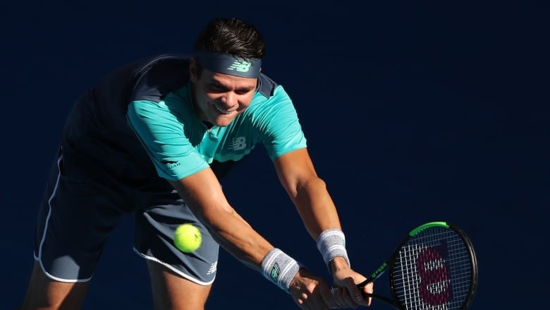 Raonic's run at Australian Open ends in quarter-final