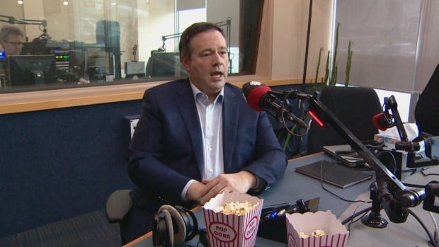 Movie-theatre popcorn Jason Kenney's pick for Edmonton's ultimate snack
