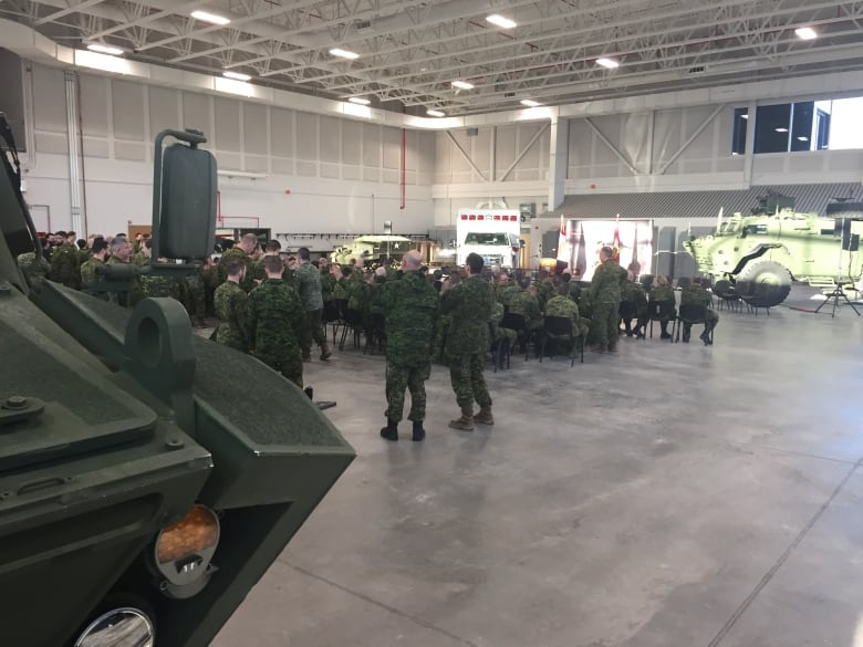 New $55M armoury opens in Halifax