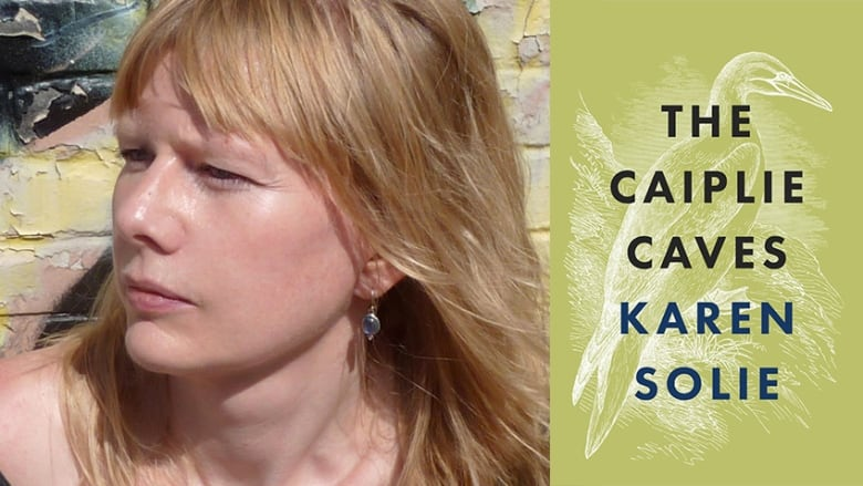 Karen Solie's The Caiplie Caves shortlisted for $41K T.S. Eliot Prize for poetry