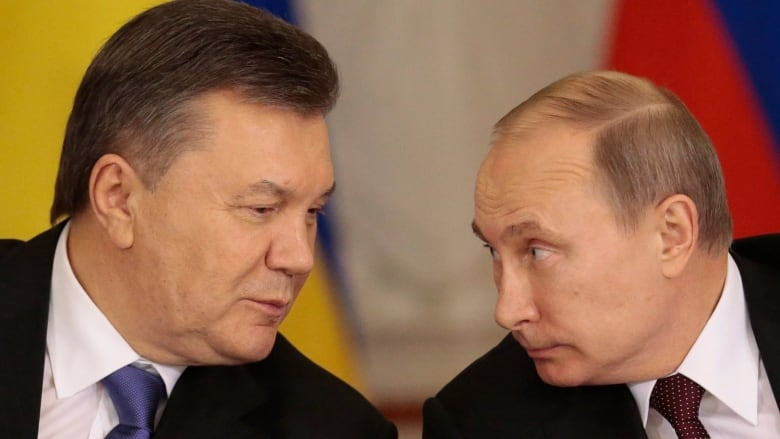Court finds Yanukovich not guilty of 'losing Crimea' - attorney