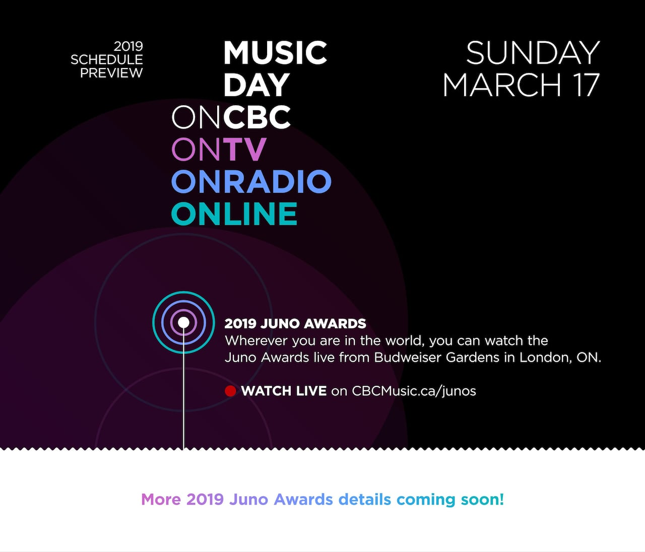 How to watch the 2019 Juno Awards | CBC Music