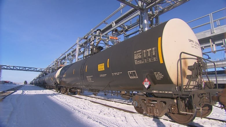 What we know about Alberta's plan to buy thousands of oil tank cars