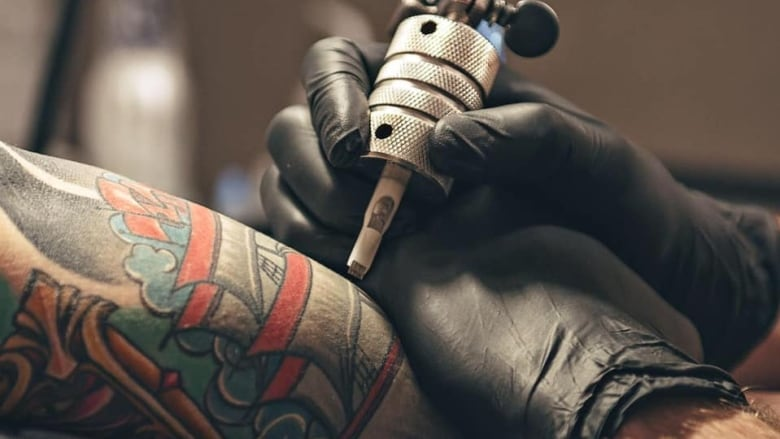 735db9302bd8b Melfort Tattoo Shop is giving people an opportunity to give each other  tattoos in what the owner says will be a safe and controlled environment.