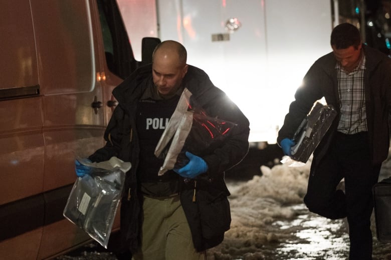 2 arrested in RCMP raids in Kingston, Ont., related to anti-terrorism probe