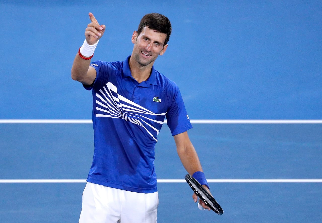 Clash Of The Titans Djokovic To Face Nadal For Australian Open Title Cbc Sports