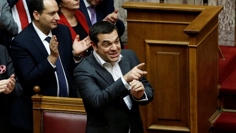Greeks rally against name deal with Macedonia