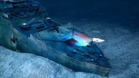 Titanic laser