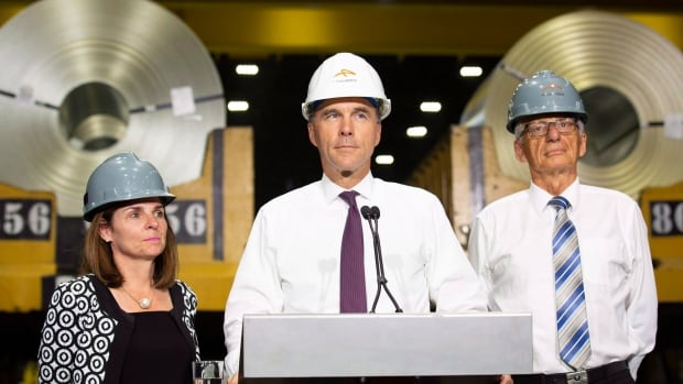 Care to share that? Ottawa cuts steel deal with Mexico - but doesn't tell trade tribunal