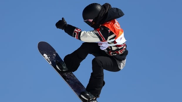 Watch World Cup snowboard halfpipe from Mammoth Mountain