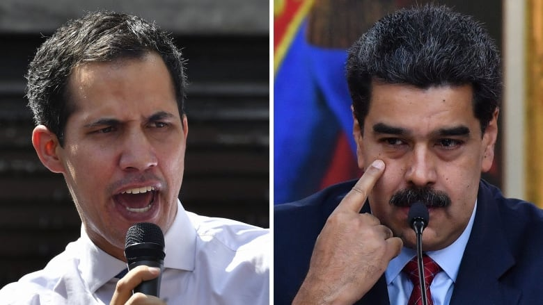 Venezuela's Maduro given 'ultimatum': Hold elections or Guaido to be recognized as president