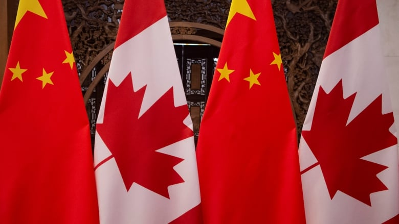China says Canadian citizen detained for drug offences