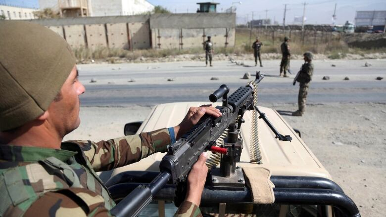 Taliban attacks US-Afghan base in Helmand