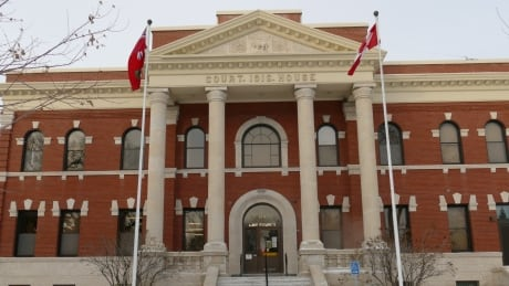 Dauphin provincial courthouse