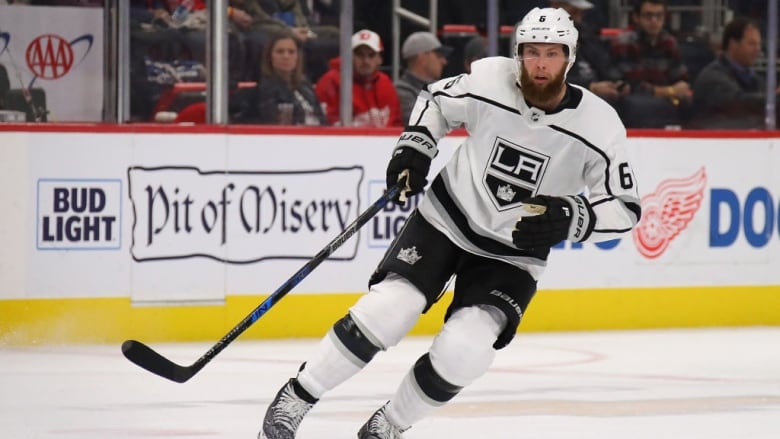 Fantasy spin: Muzzin trade to Maple Leafs