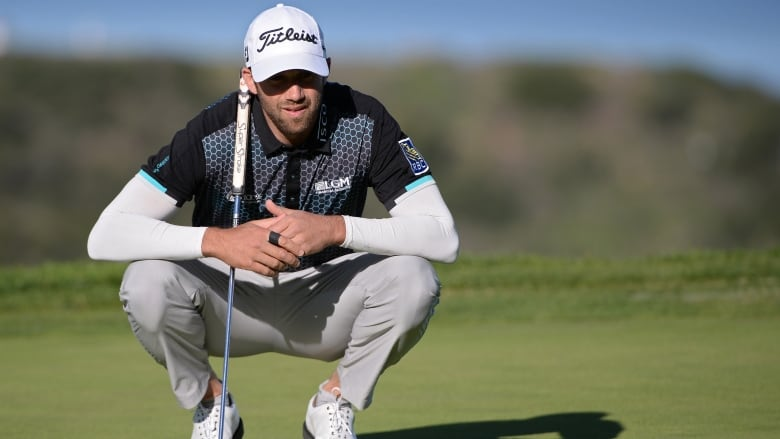 84be3e62 Ben Silverman was paired with golfing great Tiger Woods for the final round  of the PGA Tour event in a trio with Scott Stallings last Sunday.