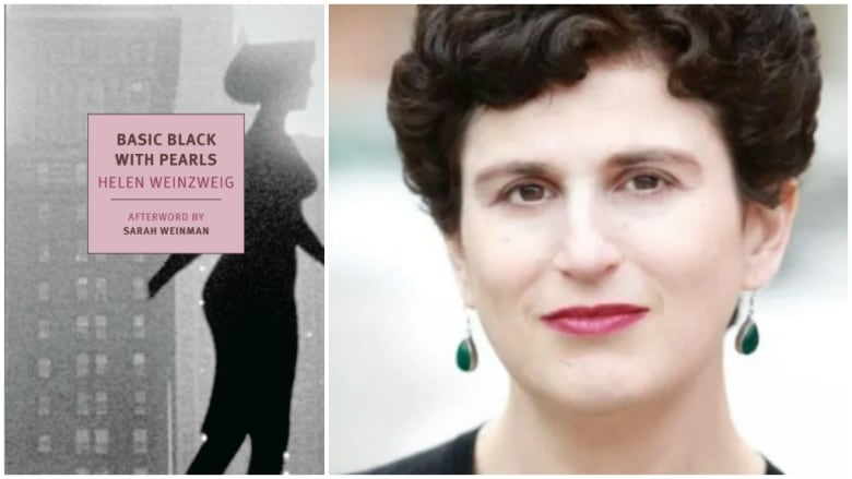ef84e0d7d87 Sarah Weinman wrote the afterword for Helen Weinzweig s Basic Black With  Pearls. (NYRB Classics Penguin Random House  Knopf Canada)