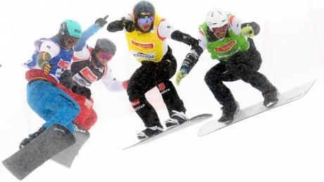 SWITZERLAND FIS SNOWBOARDCROSS FIS WORLD CUP FINALS