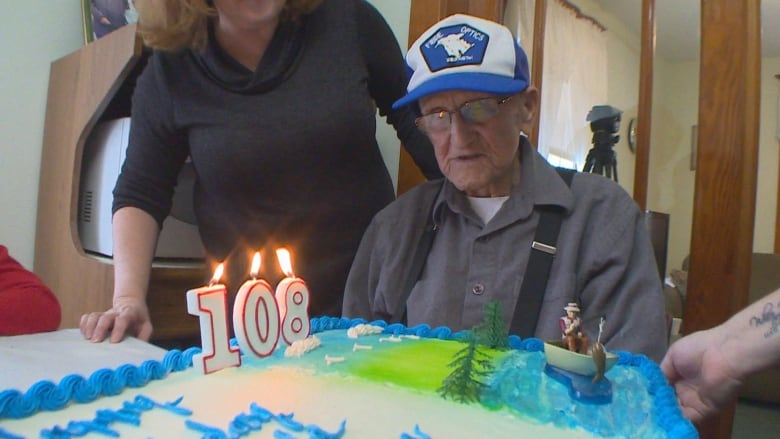 108 Year Old From Beaver Harbour May Be The Oldest Man In New Brunswick