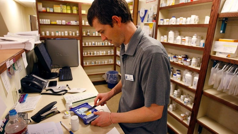 Quebec doctors decry the province's high rate of prescribing