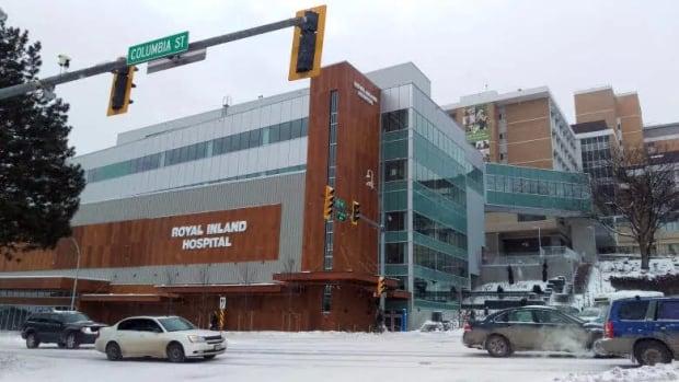 Two people in hospital after shooting in Kamloops, B.C.