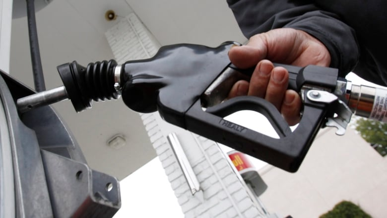 B C  gas prices approach record levels after carbon tax