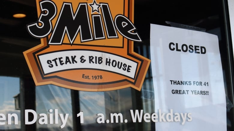 The 3Mile — a Saint John 'institution' — closes after 41