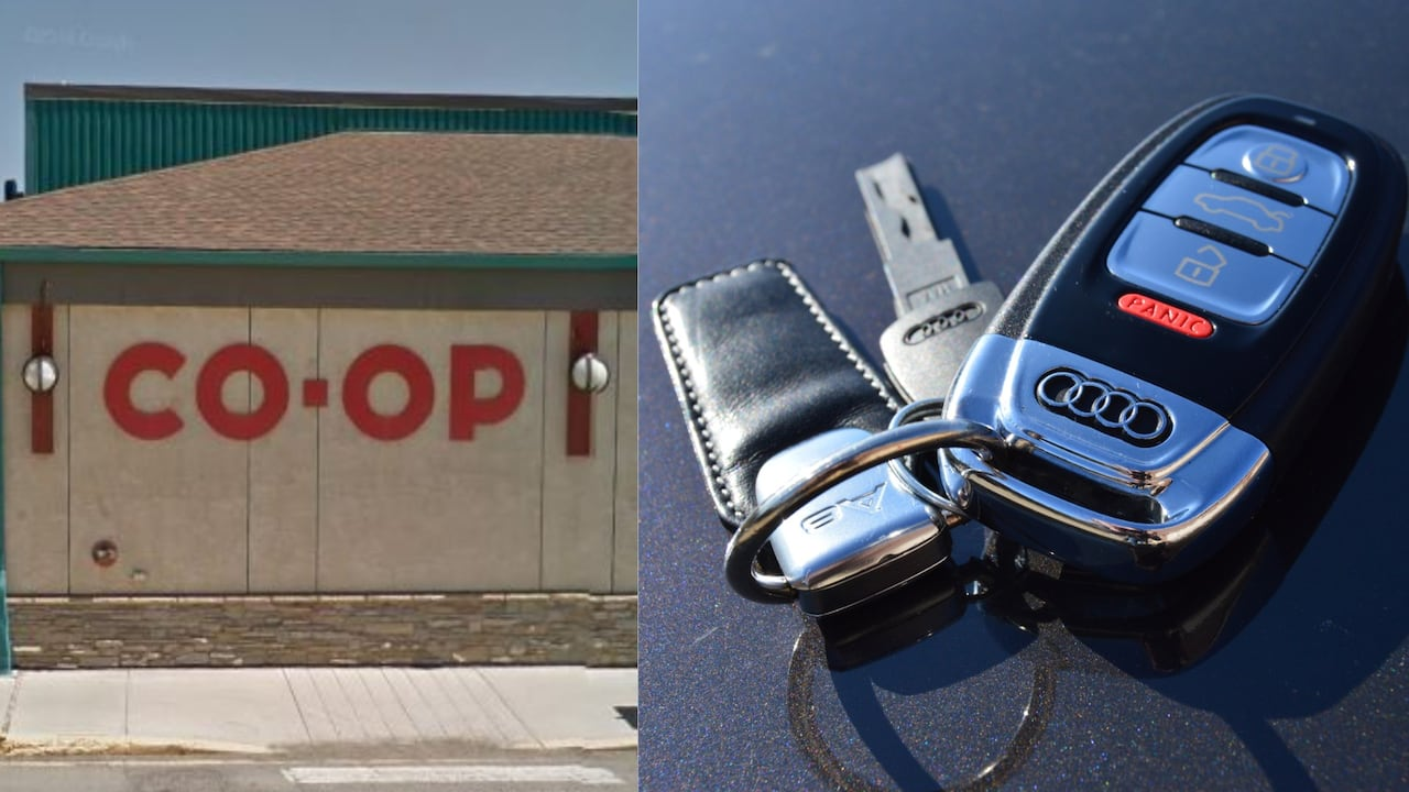 The curious case of the Carstairs key fobs has been cracked