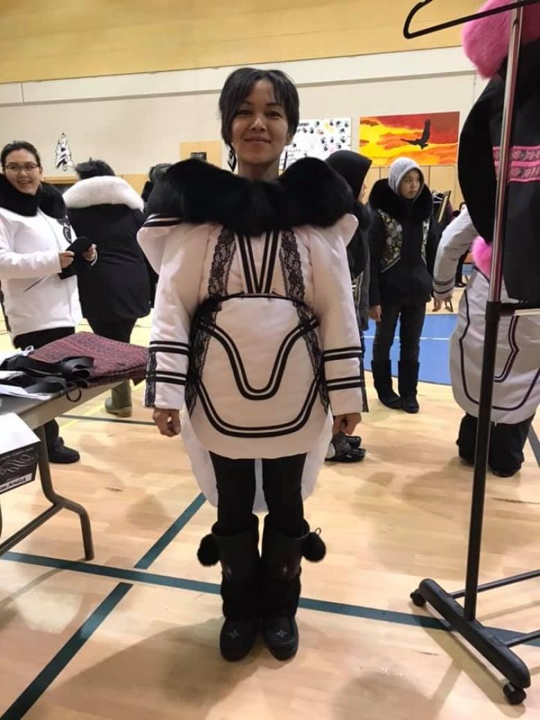 Canada Goose Unveils Parkas Designed By Inuit Designers Cbc News