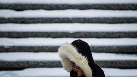 Vancouver Snow 20180223