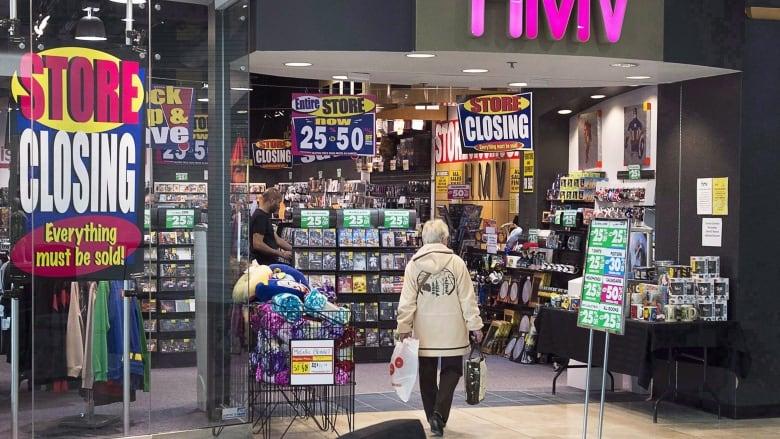 British music retailer HMV receives last-minute offer from Canada's Sunrise Records - FT
