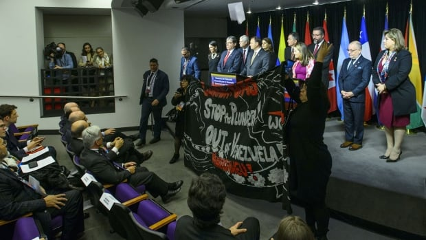 Organized Labor lines up from Canada's Position on Venezuela thumbnail