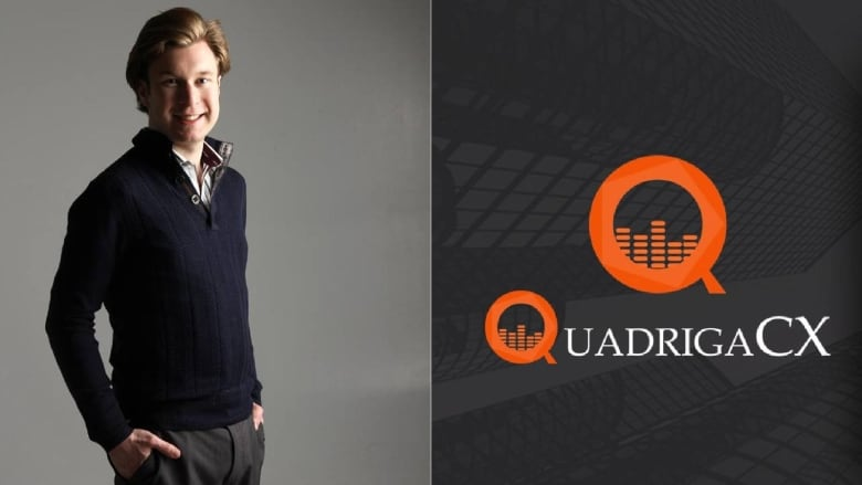 gerald cotten the ceo of cryptocurrency exchange quadrigacx