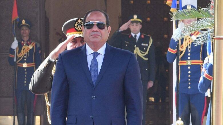 Arab Spring In Reverse Plan To Entrench Egypts El Sisi Raises Alarm