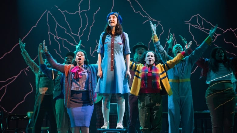 Soulpepper musical Rose among big winners at Dora theatre awards