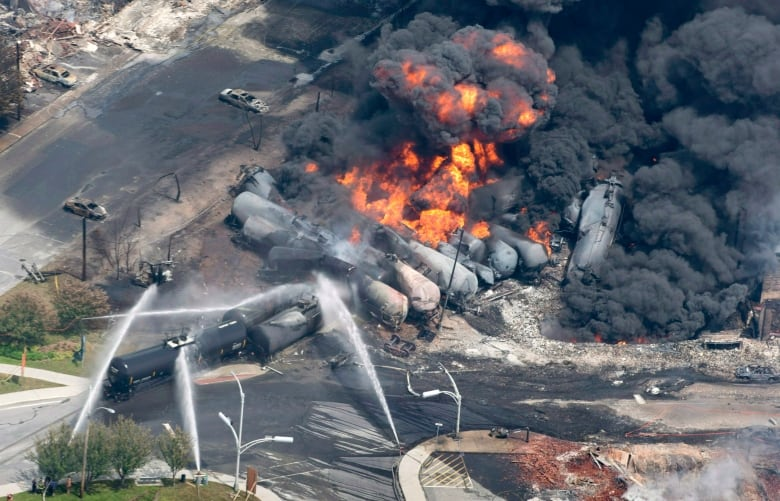 CP Rail leaves mountain train parked without crew or handbrakes near site of deadly 2019 runaway crash